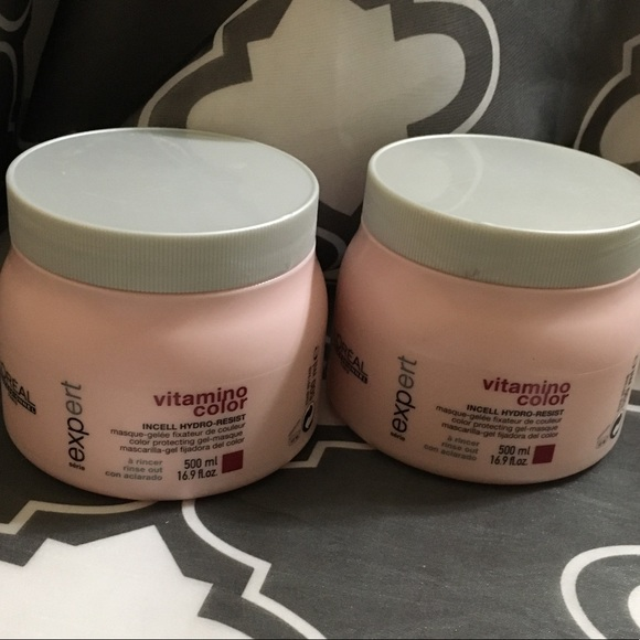 L'Oreal Other - L'Oréal Expert Vitamino Color Hair Masque